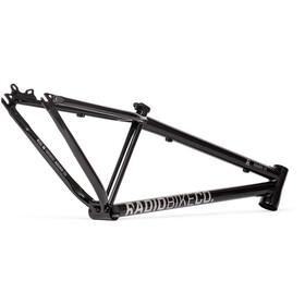"""Radio Bikes ASURA TAPERED 26"""" Frame, zwart"""